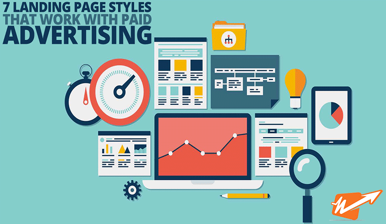 7 Landing Page Styles That Work With Paid Advertising