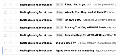 the-dog-training-secret-emails