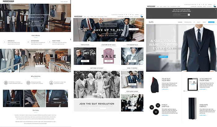 indochino-landing-pages