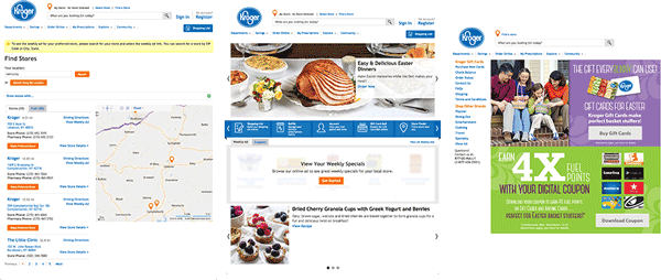 kroger-landing-pages