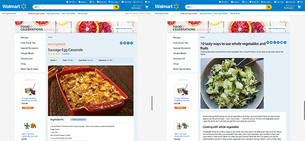 walmart-native-landing-pages