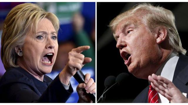 Hillary-Clinton-VS-Donald-Trump-rack-up-additional-wins