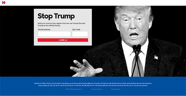stop-trump-landing-page