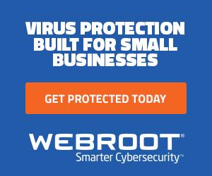 Webroot ad image