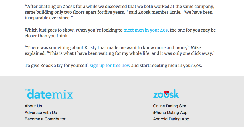 zoosk dating site wiki
