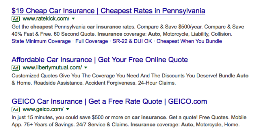 Geico Accident Forgiveness >> The Simple And Effective Guide To Competitor Ad Analysis